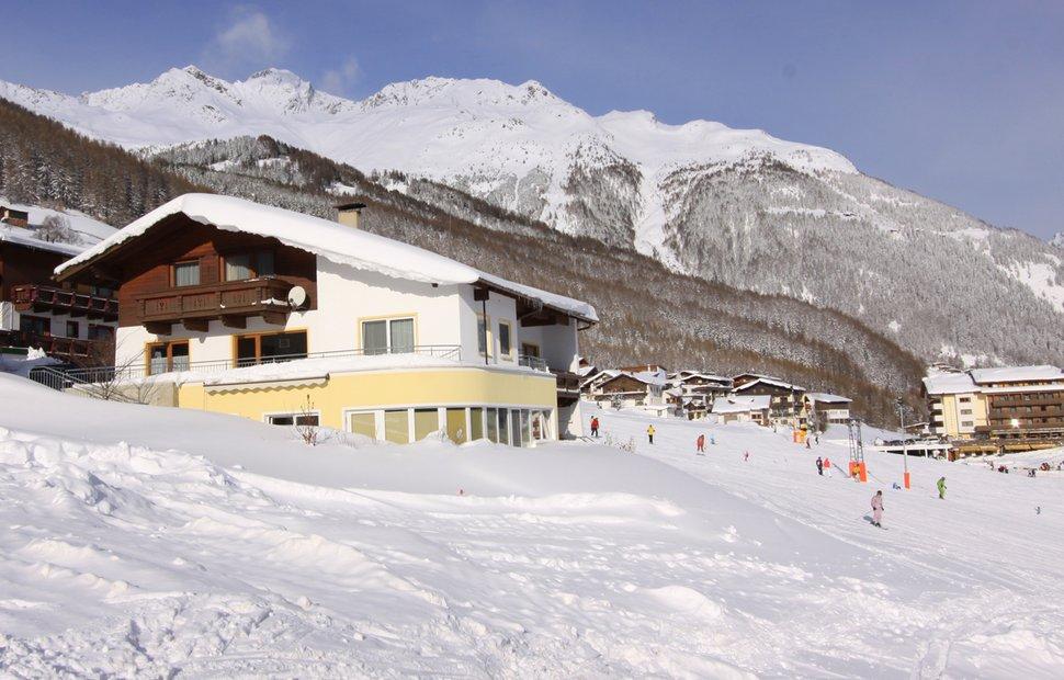 Winterurlaub Apart Sonnhof Sölden