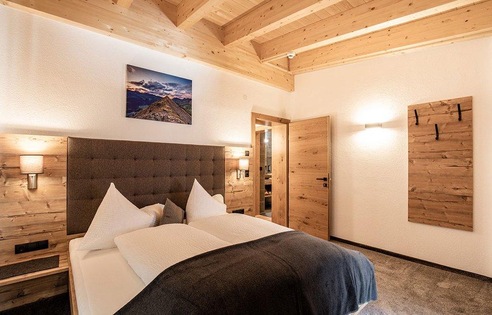 Zimmer im Apart Sonnhof Sölden