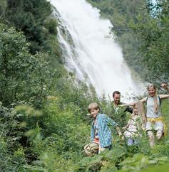Sommer im Ötztal: