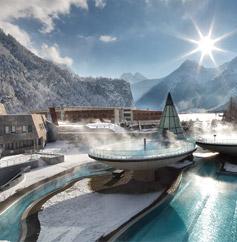 Water Fun in Winter: