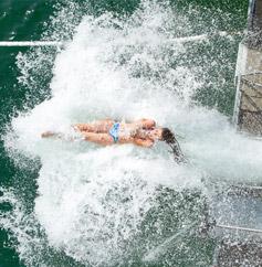 Water Fun in Summer: